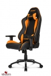 Кресло Akracing K702A black&orange