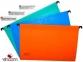 Папки подвесные для картотек FP A4 (1/50-оранж)