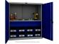 Шкаф инструментальный ПРАКТИК TC-1095-001010