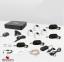 Комплект видеонаблюдения Tecsar AHD 4OUT-DOME