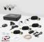 Комплект видеонаблюдения Tecsar AHD 4OUT-MIX