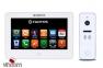 Комплект видеодомофона Tantos Neo Slim 7 White и iPanel 2